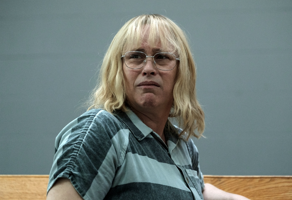 Patricia Arquette in Showtime's 'Escape at Dannemora'