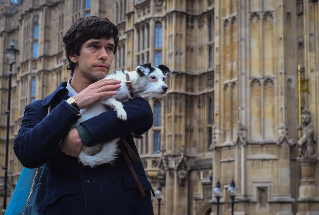 Ben Whishaw in 'A Very English Scandal'