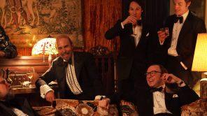 Norbert Leo Butz, Sam Rockwell and Nate Corddry in 'Fosse/Verdon'
