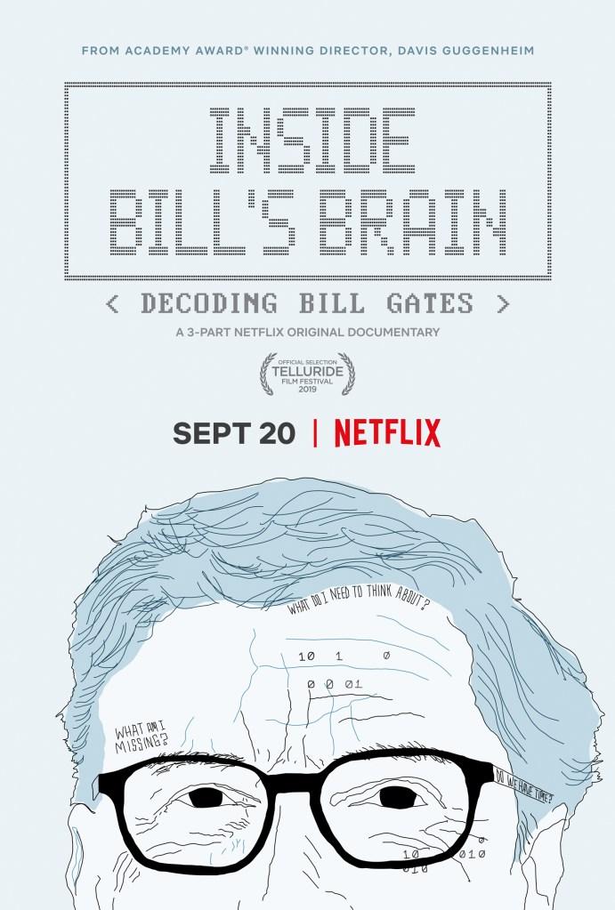 Inside Bill's Brain: Decoding Bill Gates trailer