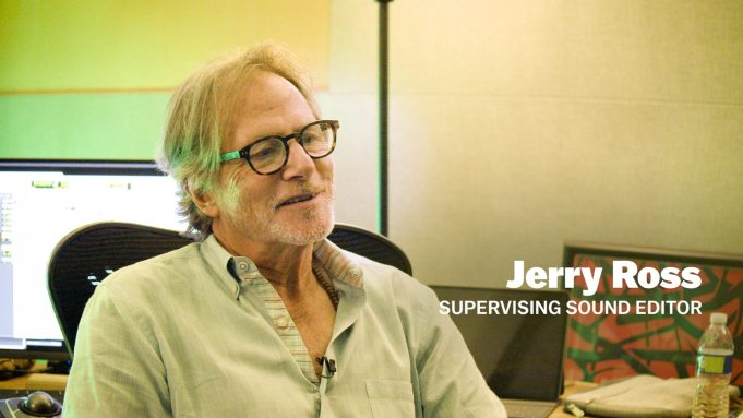 'Catch-22' Supervising Sound Editor Jerry Ross