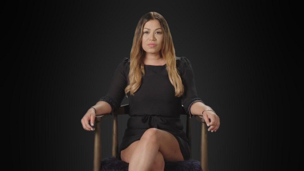 Lizzette Martinez in 'Surviving R. Kelly'