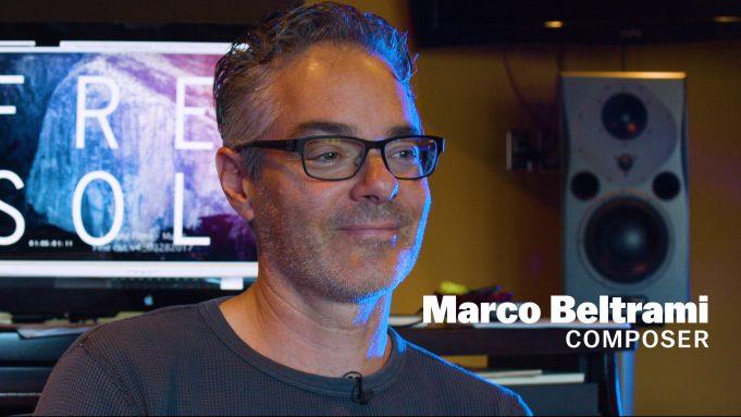 'Free Solo' composer Marco Beltrami