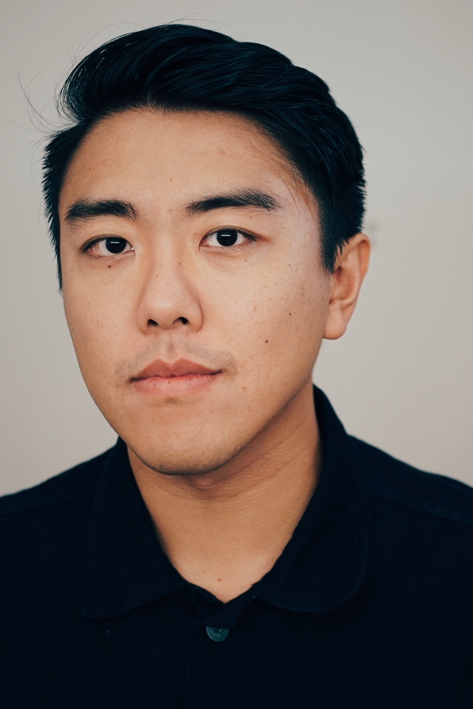 Mike Gan director writer School Spirit Burn Blumhouse Beijing USC