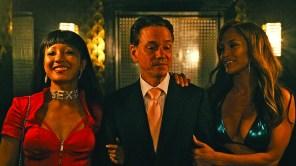 Jennifer Lopez and Constance Wu in 'Hustlers'