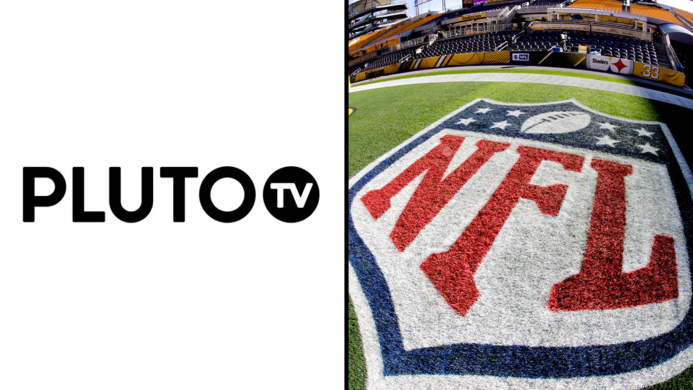 """NFL And Pluto TV Team For Streaming Channel """"Celebrating"""" Pro Football's Past"""