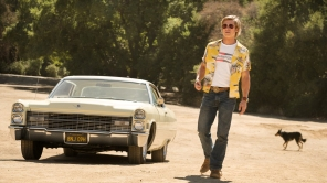 Brad Pitt in 'Once Upon a Time... in Hollywood'
