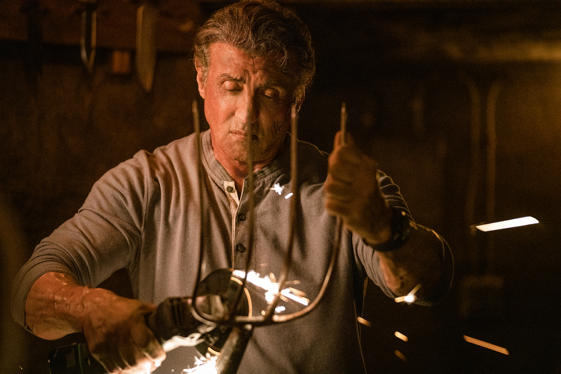 Rambo Headed To Series Record 24m B O Opening Will Beat Ad Astra Downton Abbey Deadline