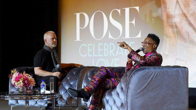 'Pose' co-creator Ryan Murphy with star