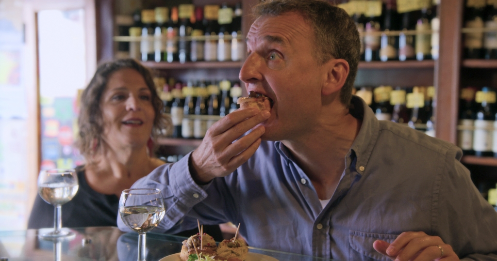 Phil Rosenthal in 'Somebody Feed Phil'