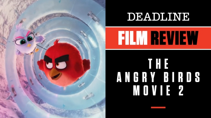 'The Angry Birds Movie 2' Review:
