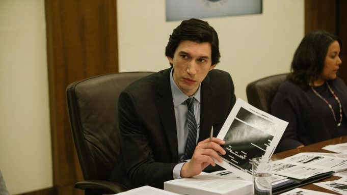 Adam Driver in 'The Report'