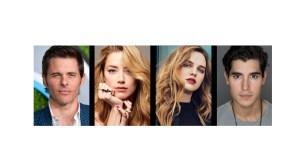 James Marsden, Amber Heard, Odessa Young, Henry Zaga