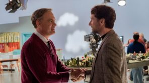 Tom Hanks and Matthew Rhys in 'A Beautiful Day in the Neighborhood'