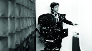 Noah Baumbach behind the scenes of 'Marriage Story'