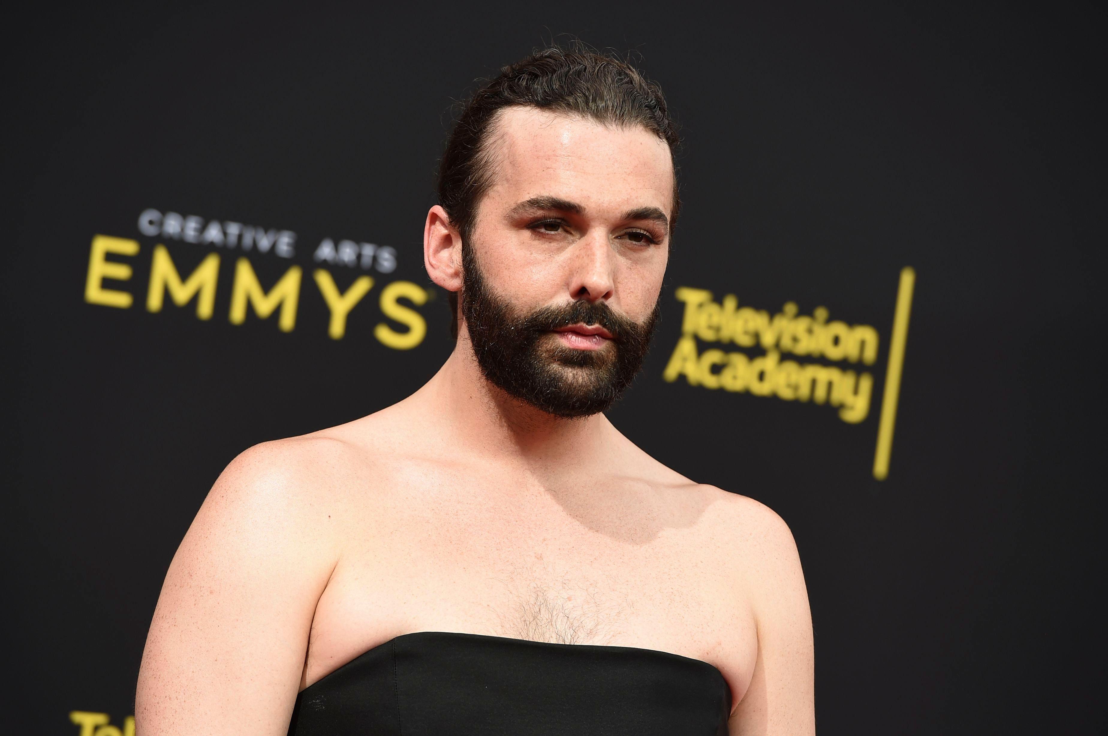 Queer Eye Star Jonathan Van Ness Reveals Devastating Hiv Positive Diagnosis Deadline