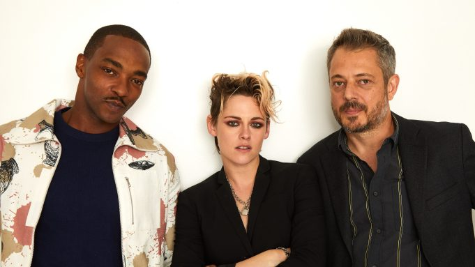 'Seberg' stars Anthony Mackie and Kristen