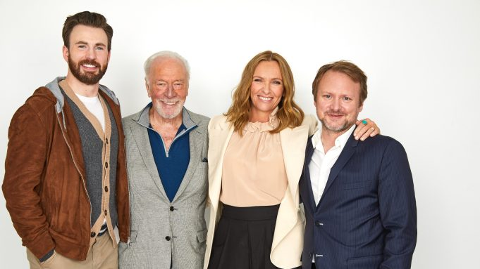 'Knives Out' stars Chris Evans, Toni
