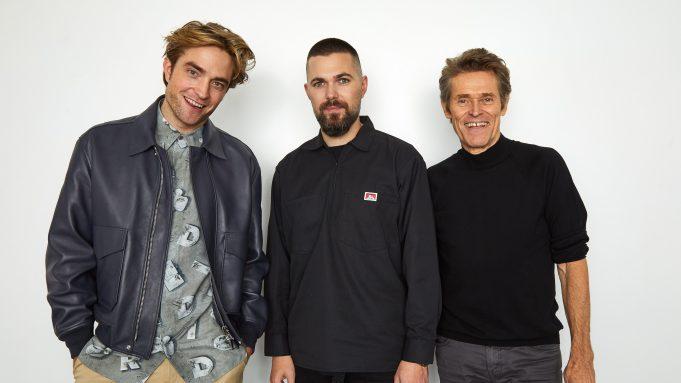 'The Lighthouse' stars Robert Pattinson and
