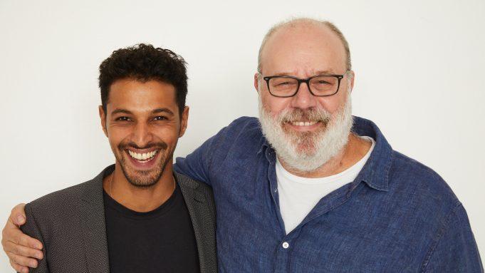 'Incitement' director Yaron ZIlberman with star