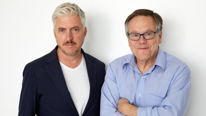 'The Two Popes' screenwriter Anthony McCarten