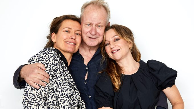'Hope' director Maria Sodahl with stars