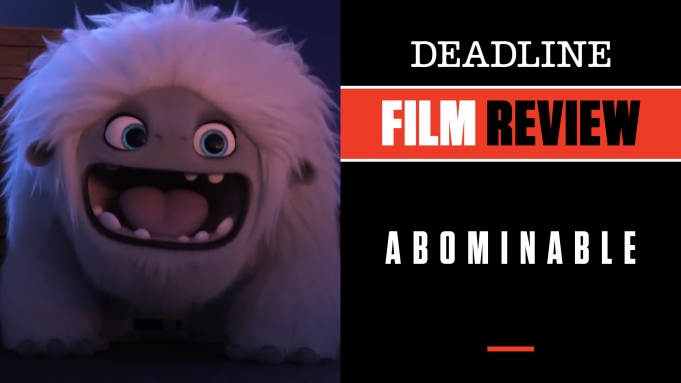 [WATCH] 'Abominable' Review: Lovable Yeti Makes