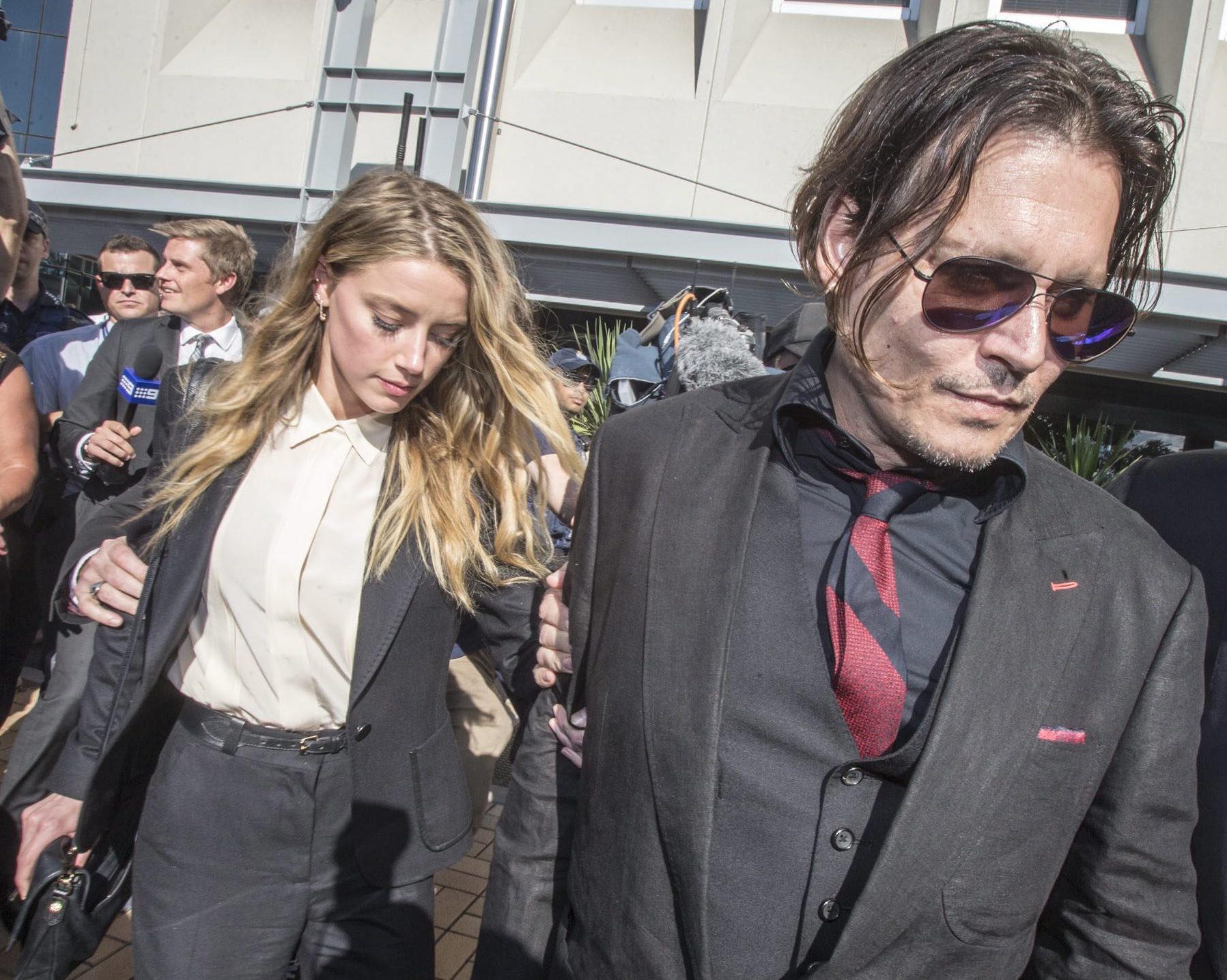 Johnny Depp's $50M Lawsuit Against Amber Heard Should Be Tossed, She Says –  Deadline