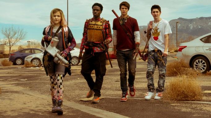 'Daybreak' Trailer: Matthew Broderick In Post-Apocalyptic