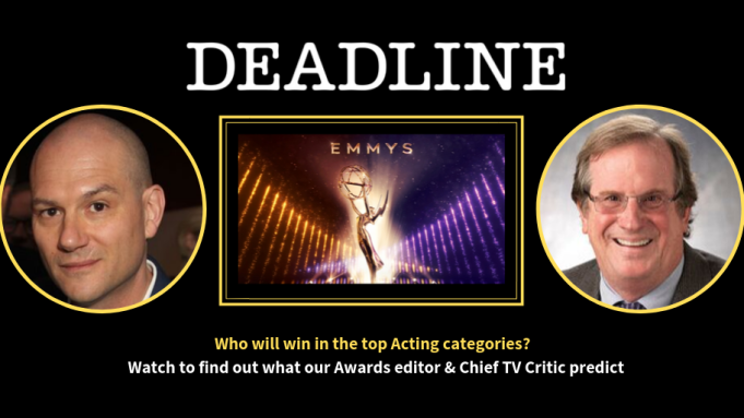 WATCH: Emmy Final Predictions: Who Will