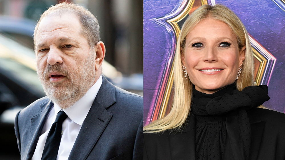 Gwyneth Paltrow Ripped By Harvey Weinstein Over New Book Revelations Deadline