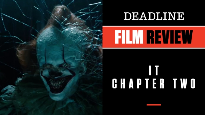 [WATCH] 'It Chapter Two' Review: Stephen