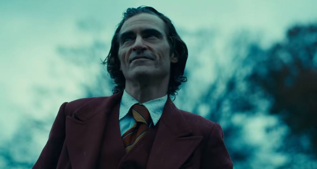 Joaquin Phoenix in 'Joker'