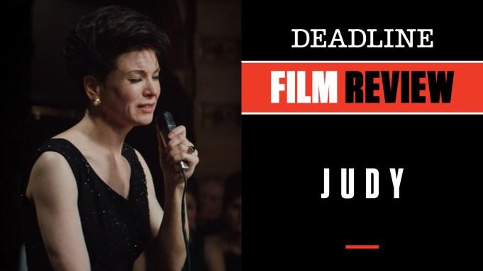 [WATCH] 'Judy' Review: Renee Zellweger Discovers