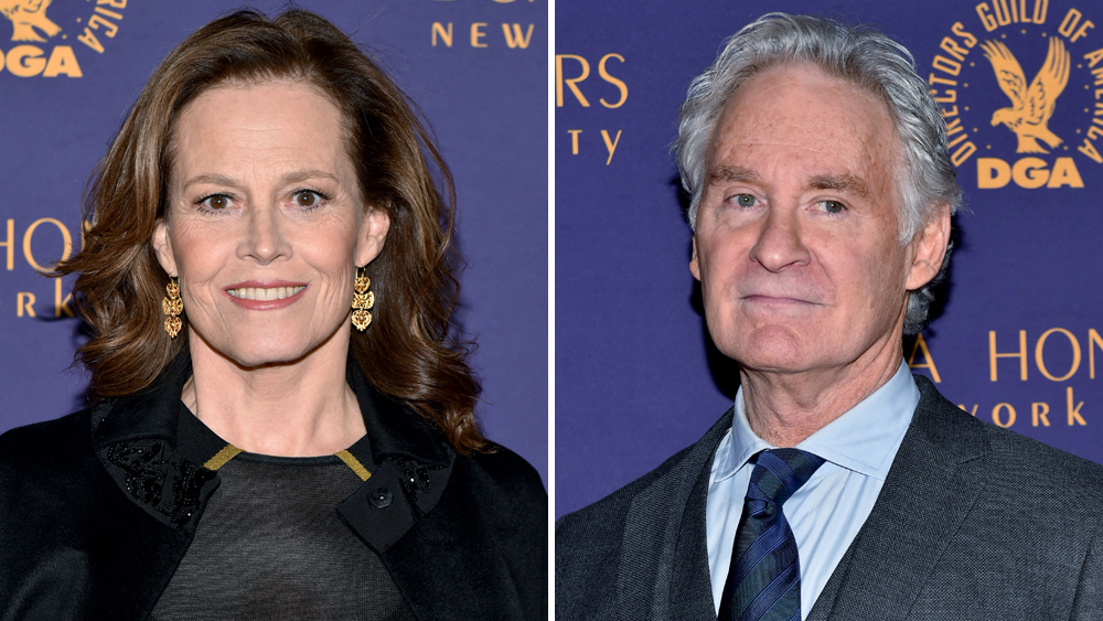 Sigourney Weaver And Kevin Kline Reteam For Amblin Partners The Good House Deadline