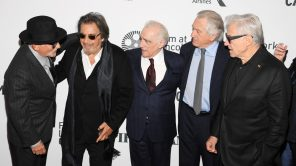 The Irishman New York Film Festival