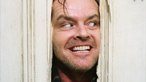 Jack Nicholson Shining Stanley Kubrick Stephen King