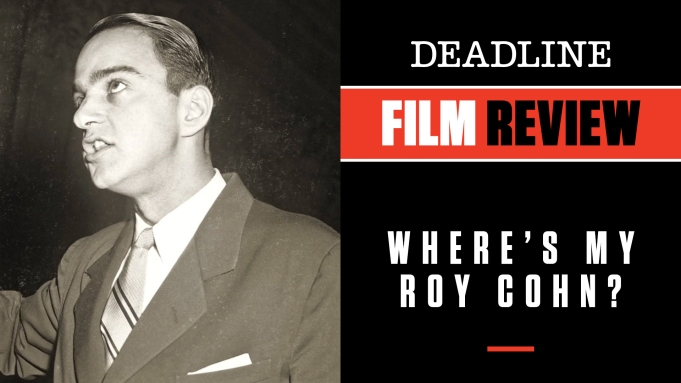 [WATCH] 'Where's My Roy Cohn?' Review:
