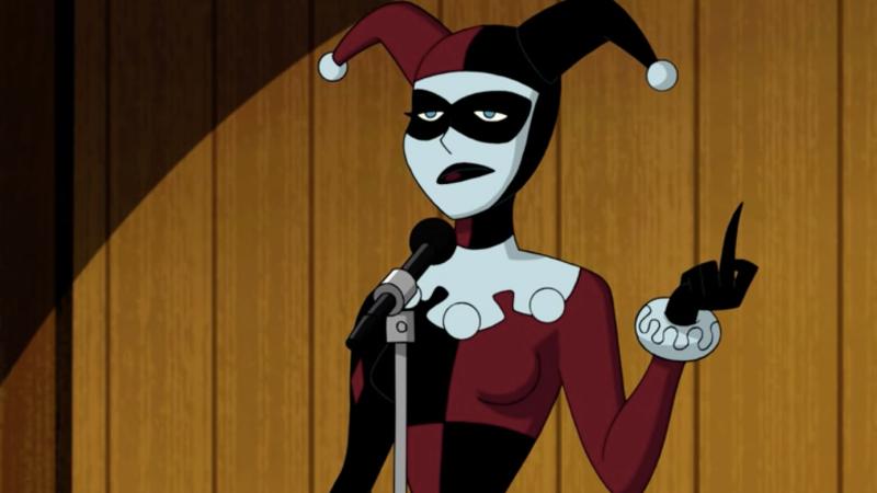 Batman Harley Quinn animated movie