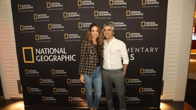 'The Cave' director Feras Fayyad with