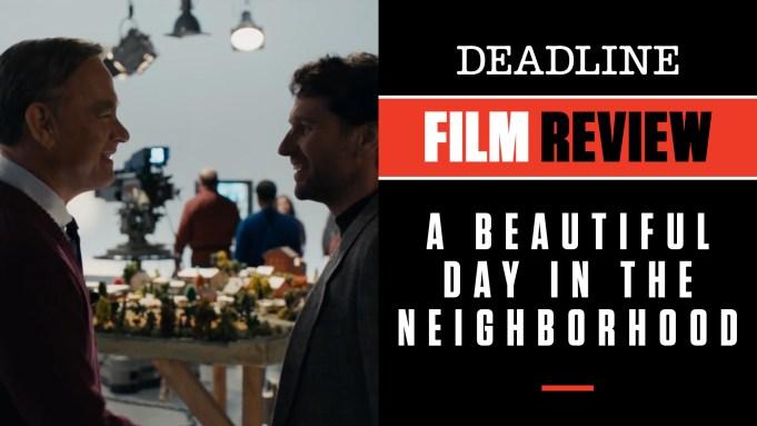 [WATCH] 'Beautiful Day In The Neighborhood'