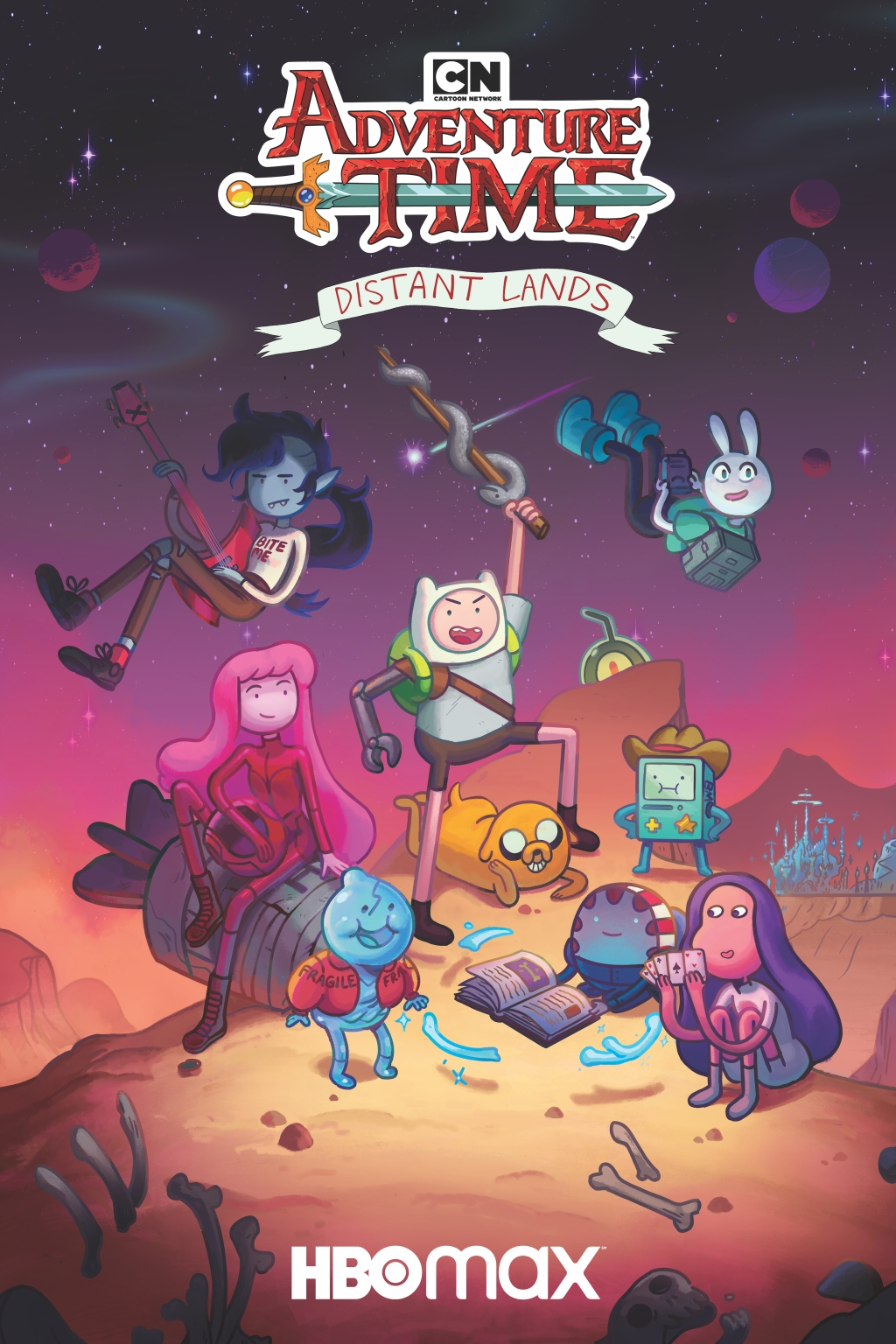 Hbo Max Brings Back Adventure Time With Four Specials Deadline