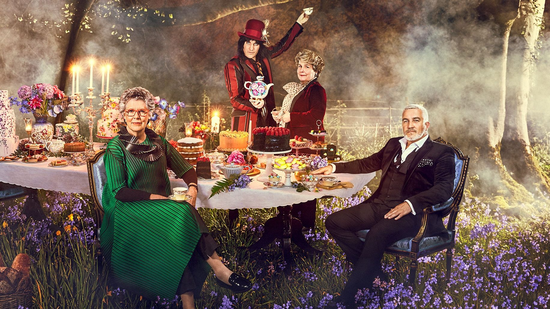 Christmas Baking Shows 2020 The Great British Bake Off Season 11 Wraps Amid Coronavirus – Deadline