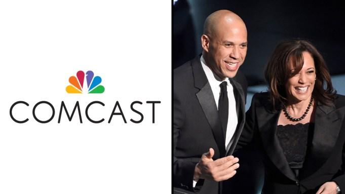 Comcast Slammed By Kamala Harris Cory Booker In 20b Byron Allen Suit Deadline