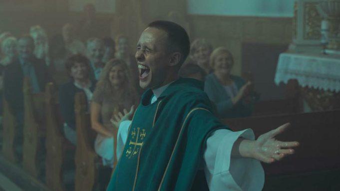 Bartosz Bielenia stars in 'Corpus Christi'
