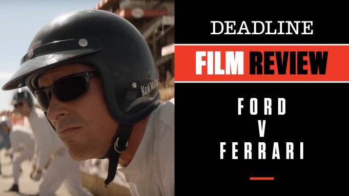 [WATCH] 'Ford V Ferrari' Review: Matt