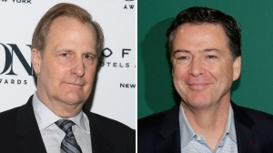 Jeff Daniels James Comey