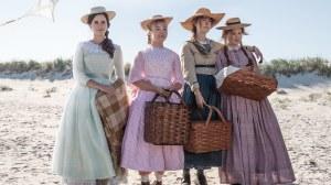 Emma Watson, Florence Pugh, Saoirse Ronan and Eliza Scanlen in 'Little Women'