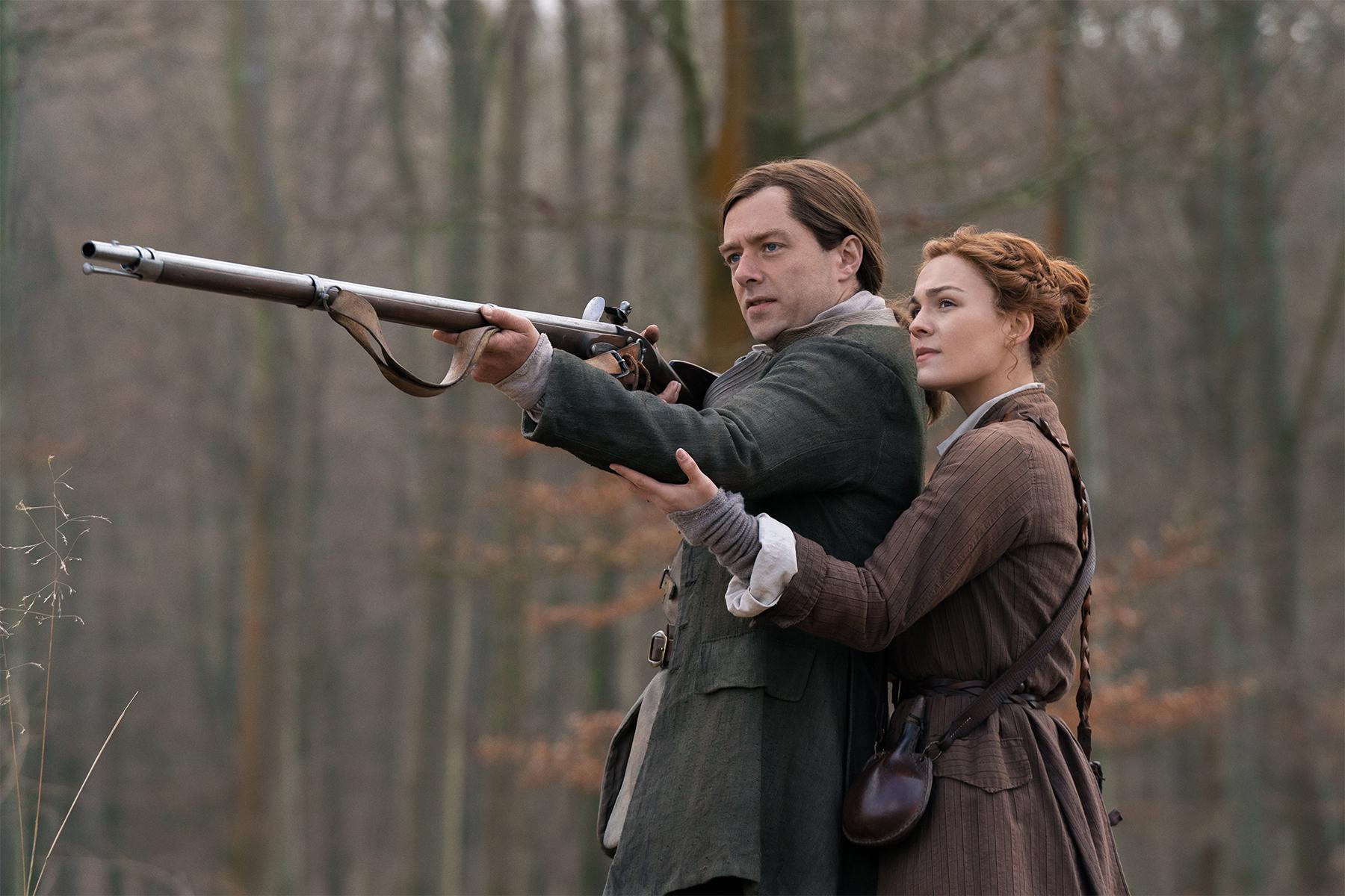 Outlander Season 6 Something Fun And New Happens Deadline