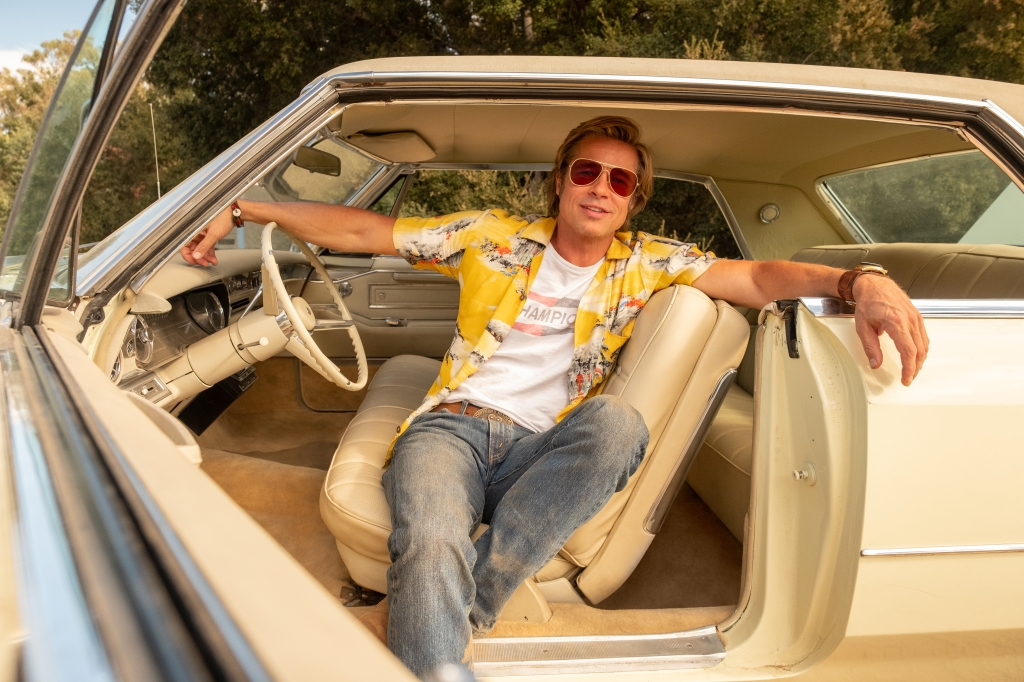 Brad Pitt in 'Once Upon a Time in Hollywood'